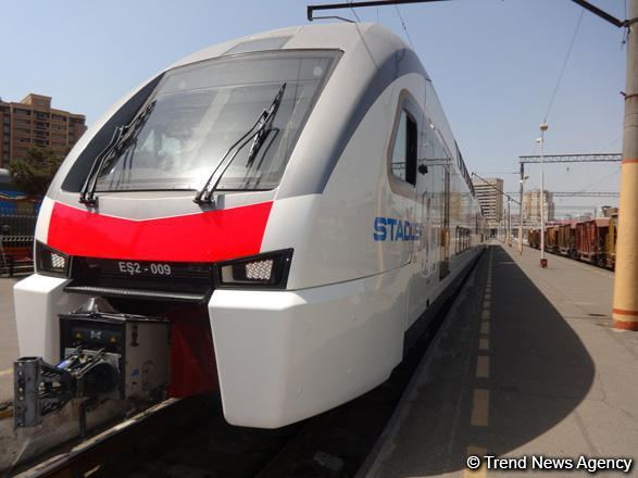 New Stadler trains to be supplied to Azerbaijan in 2022