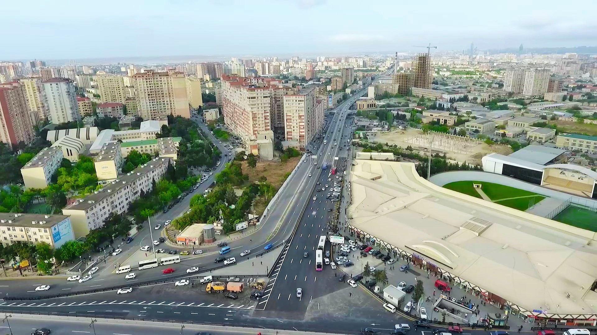 """""""20 Yanvar"""" dairəsi ətrafında aparılan yenidənqurma işləri tamamlanıb (FOTO) - Gallery Image"""