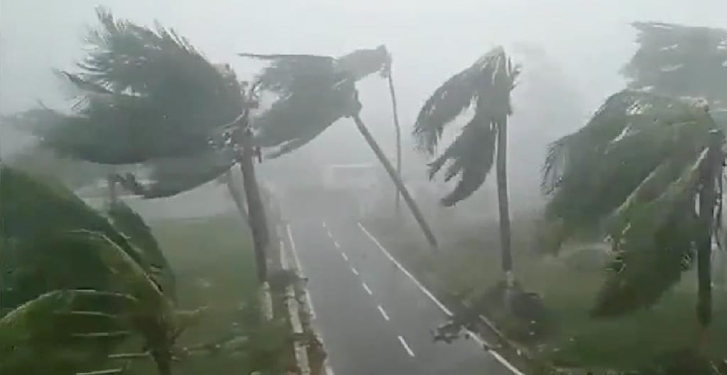 Rare bomb cyclone leaves 10 dead in south Brazil