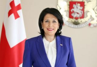 Georgian President to visit North Macedonia on May 10