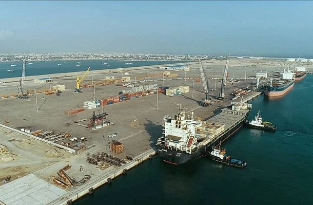 Chabahar receives first port equipment worth $8.5m from India