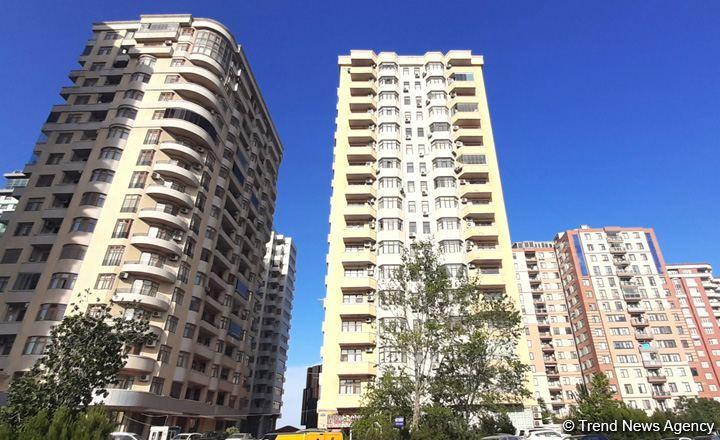 Цены на дорогие квартиры на рынке вторичного жилья упали в Баку