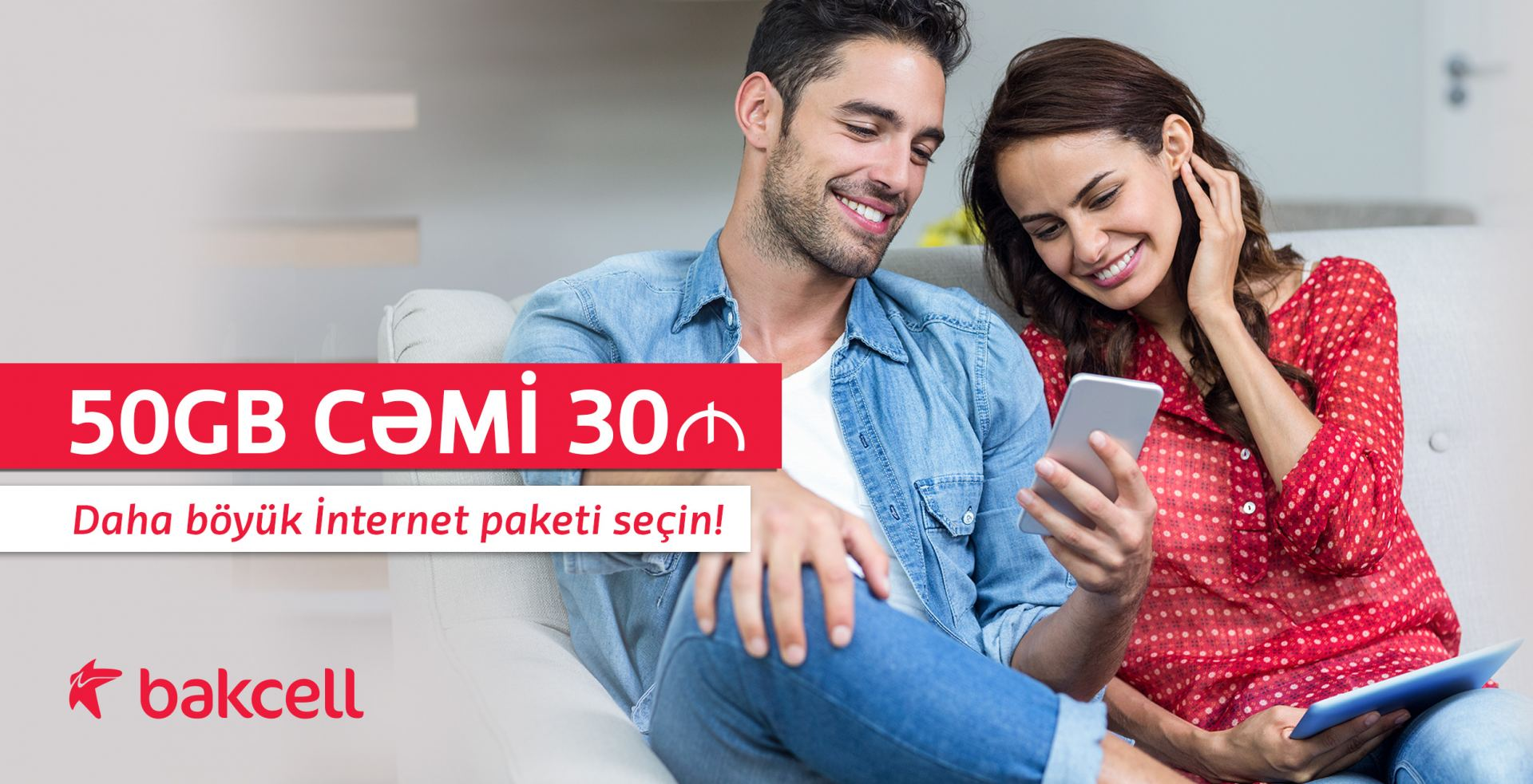Bakcell offers 50 GB just for 30 AZN in the Fastest Mobile Network of Azerbaijan (PHOTO) - Gallery Image