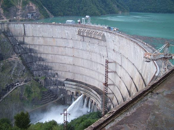 Georgia suspends construction of Khudoni HPP