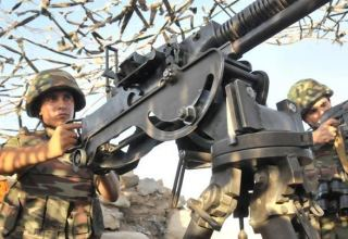 Armenia violates ceasefire with Azerbaijan 45 times