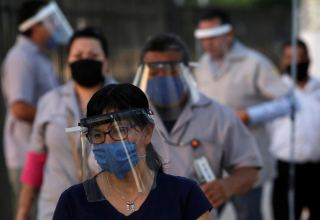 Mexico surpasses France in coronavirus death toll