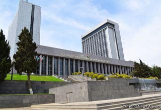 В Азербайджане оглашена повестка завтрашнего заседания парламента