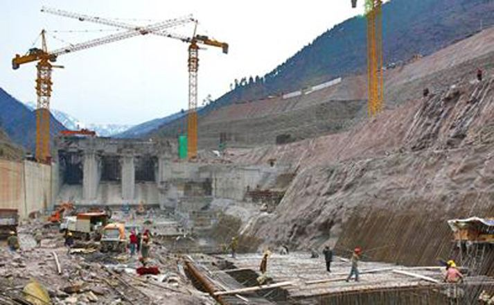 Iran announces number of dams under construction
