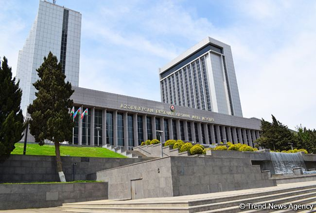 Azerbaijani parliament discloses agenda of next meeting