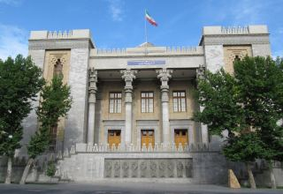 Iranian Foreign Ministry congratulates Azerbaijani people on Republic Day