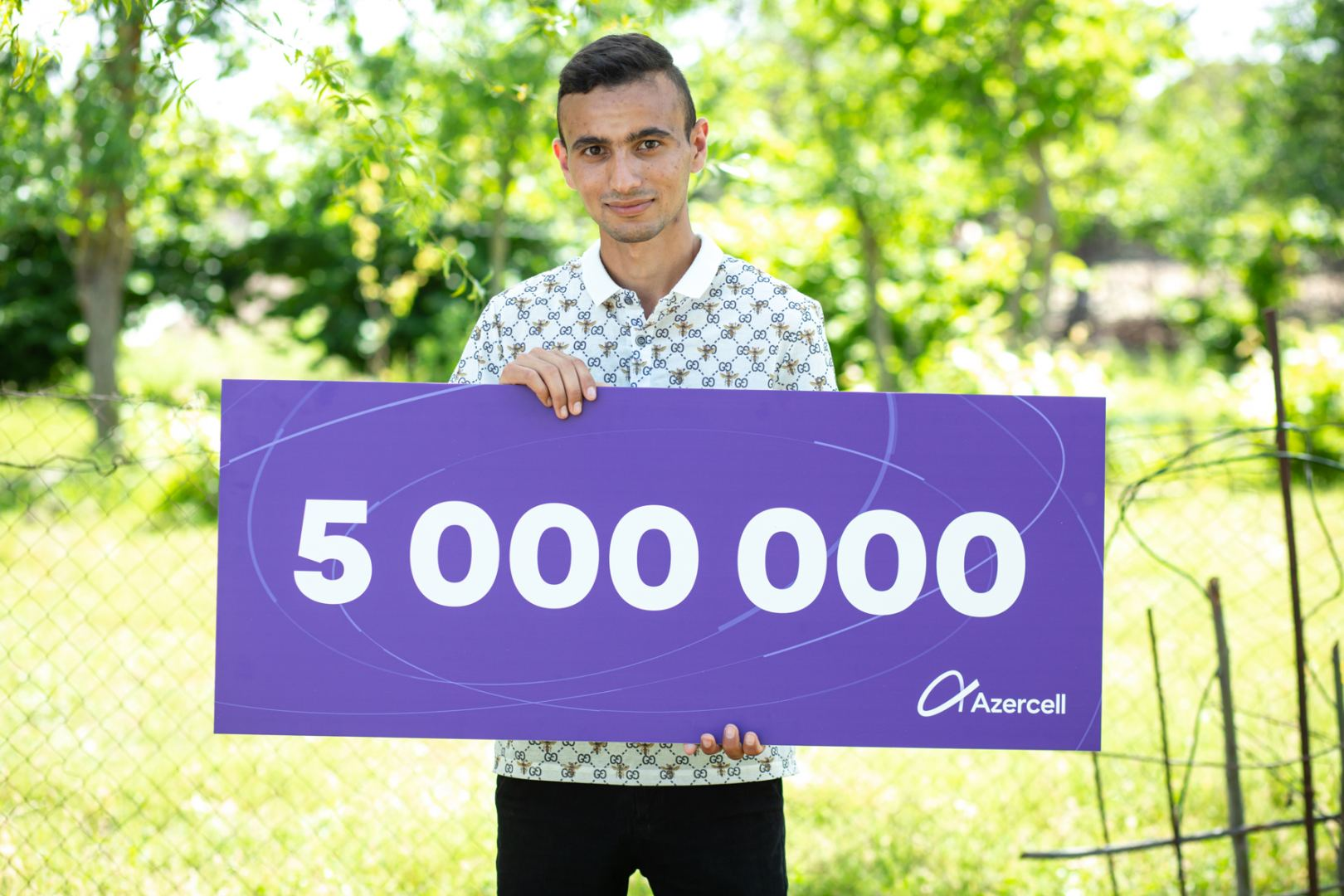 5 million beating hearts of Azercell! (PHOTO/VIDEO)