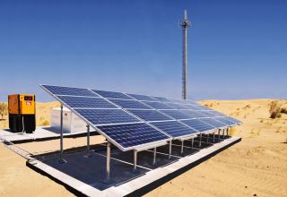 Financing for Uzbek solar power plant construction approved