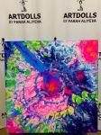 Акриловый и полимерный карантин Фарах Алиевой: Бурлящий океан, Вселенная... (ВИДЕО, ФОТО) - Gallery Thumbnail