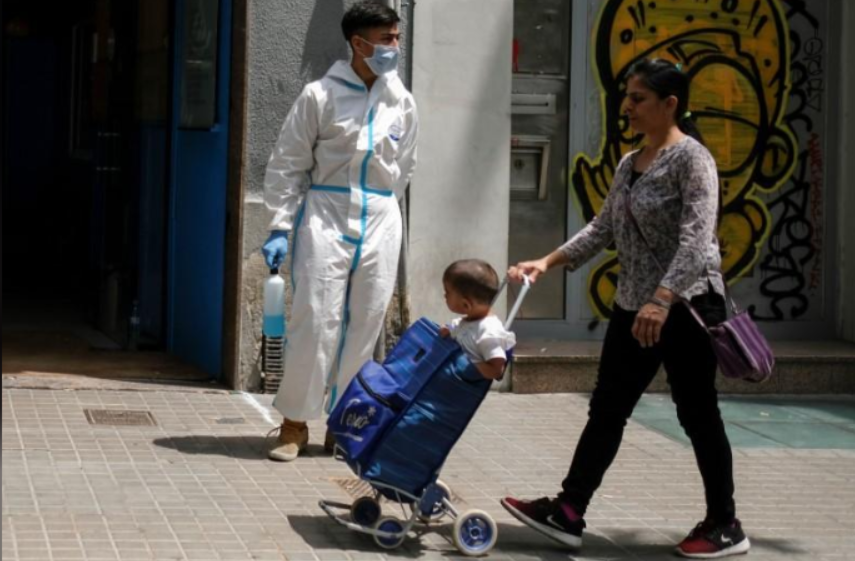 Spain to extend lockdown to 21st June