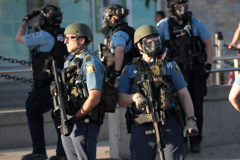 Some 41,500 National Guard officers on duty in US amid protests