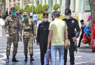 Azerbaijani Parliament adopts amendment on fines for not wearing masks