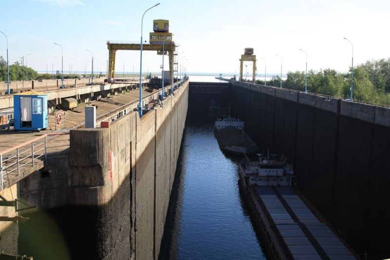 Shipping locks overhaul underway in Kazakhstan to minimize accidents risks