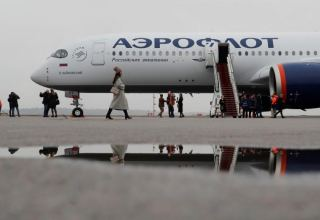 Russia's Aeroflot first-quarter loss widens as traffic slumps