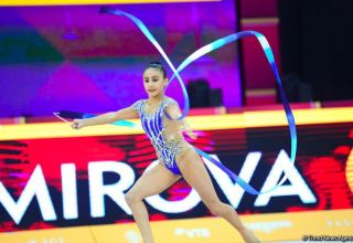 Baku expected to hold European Championships in Men's and Women's Artistic Gymnastics in late 2020