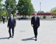 "Azerbaijani president inaugurates ""ASAN xidmet"" center in Aghjabadi (PHOTO/VIDEO) - Gallery Thumbnail"