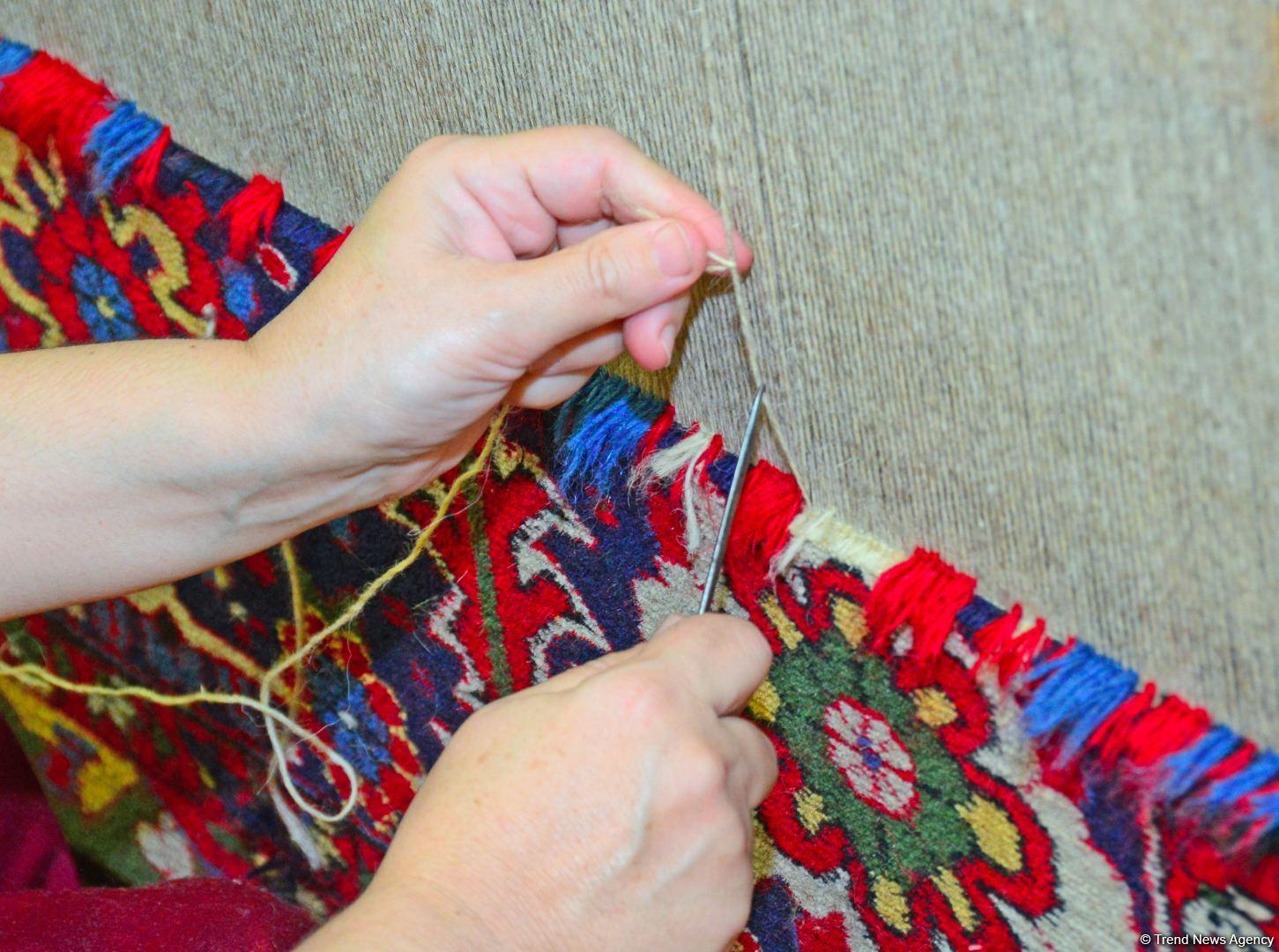 Импорт турецких ковров в Россию незначительно увеличился