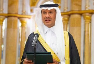 Saudi energy minister sees demand from gas-to-oil switch at up to 600,000 bpd