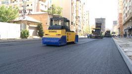 Bakıda yeni yol qovşağı yaradılır (FOTO) - Gallery Thumbnail