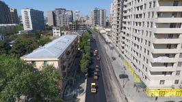 В Хатаинском районе Баку создается новая дорожная развязка (ФОТО) - Gallery Thumbnail