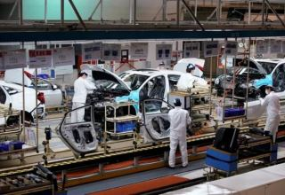 Iran's Saipa Group declares its manufacturing data