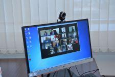 Состоялась видеоконференция с участием межпарламентских рабочих групп Азербайджана и Турции (ФОТО) - Gallery Thumbnail
