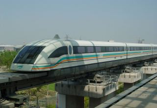 Is there a future for Maglev trains?