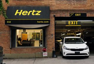 Bankrupt Hertz to seize on speculation frenzy with $1 billion stock sale