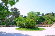 Нагорный парк Баку - взгляд на Каспий, бульвар и столицу  (ФОТО) - Gallery Thumbnail