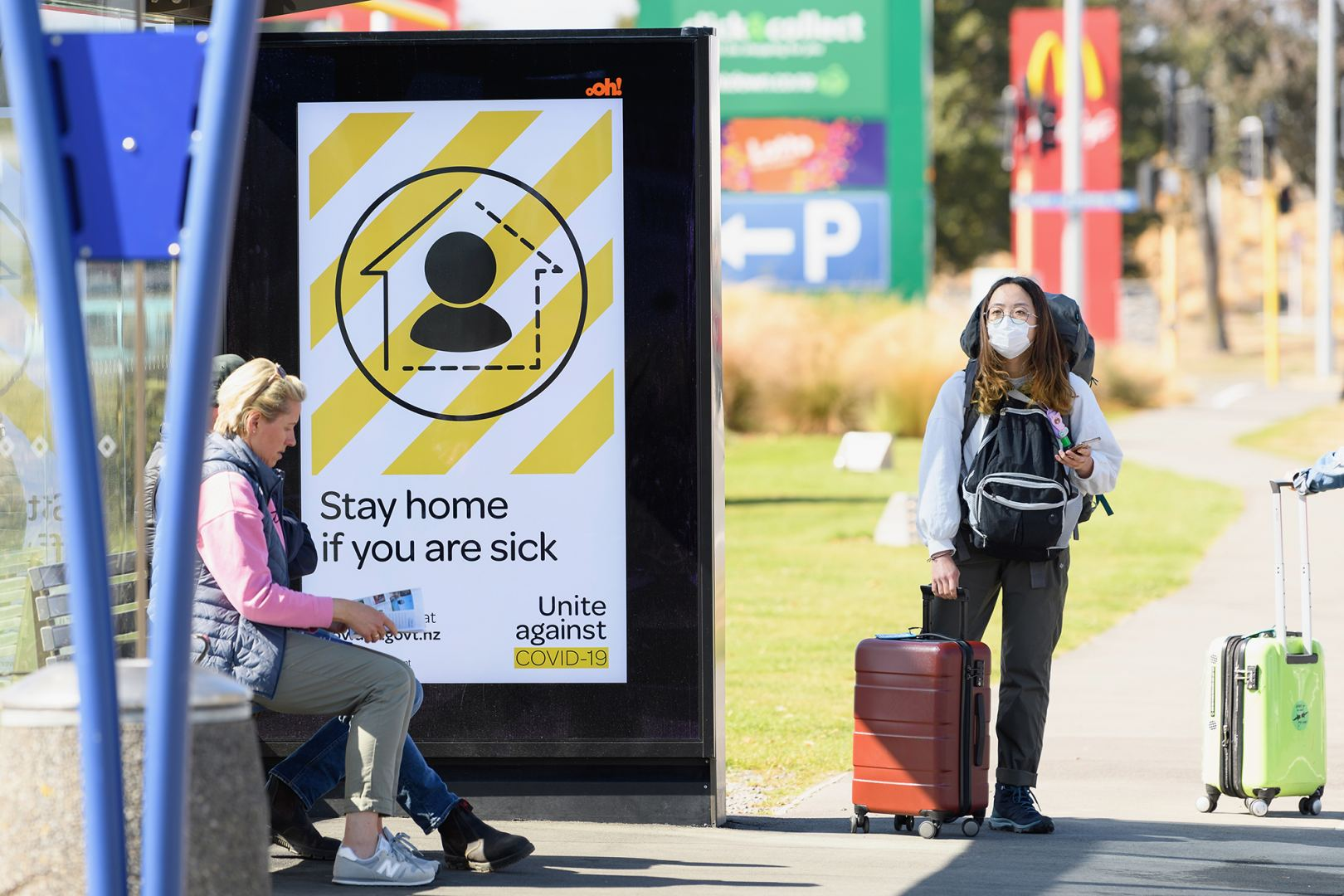 New Zealand ends all pandemic restrictions outside main city of Auckland