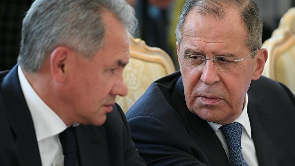 Russian foreign, defense ministers to visit Turkey on June 14