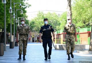 Azerbaijan lists banned activities during strict quarantine