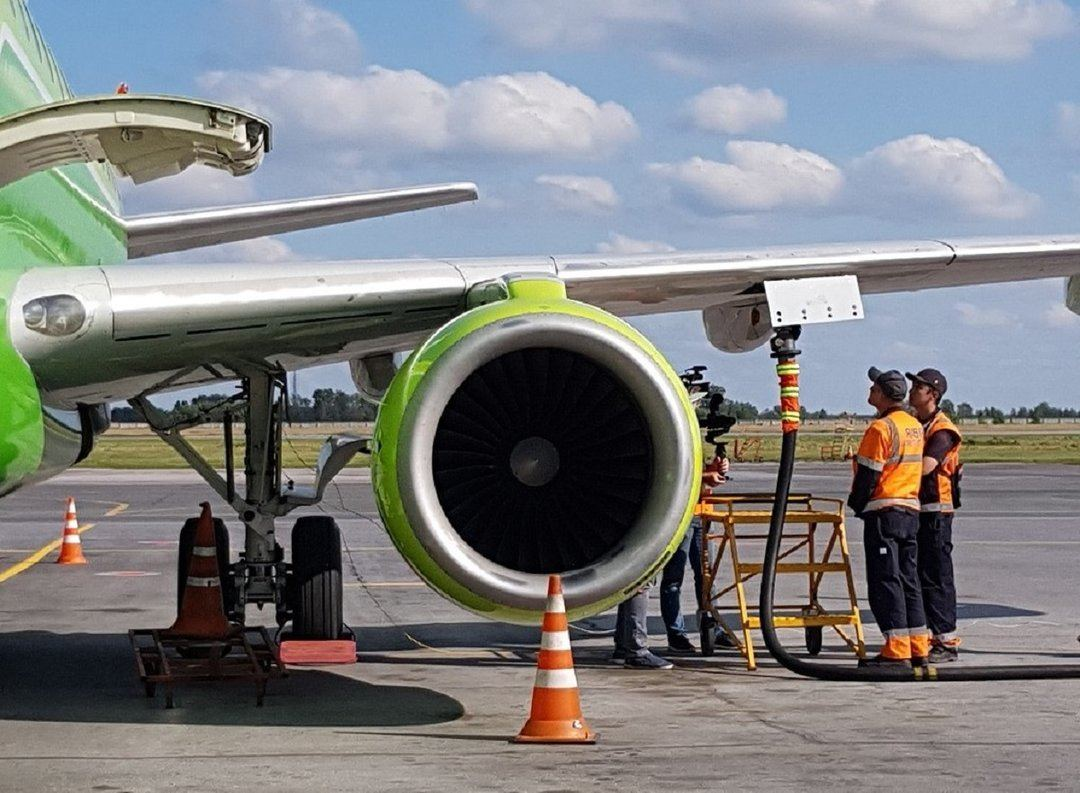 Volume of SOCAR's aviation fuel imports to Ukraine disclosed