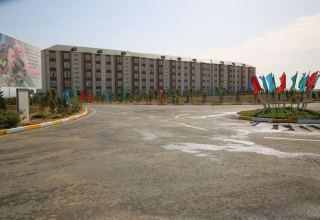 New residential complex opens  in military unit of Azerbaijani army (PHOTO)