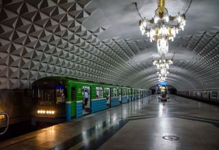Uzbekistan Railways launches two new metro stations in the capital