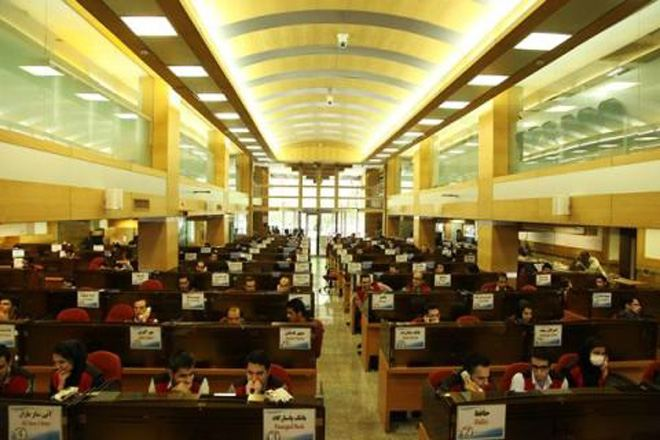 Trading at Iran Mercantile Exchange revealed