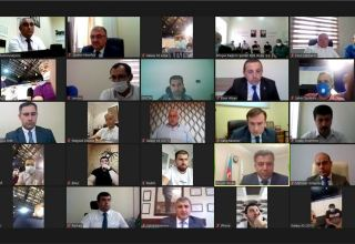 Azerbaijani Agency for Development of SMEs holds online meeting with entrepreneurs