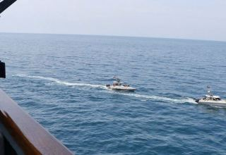 Iran's IRGC says to set up permanent base in Indian Ocean