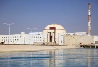 Iran's Bushehr nuclear power plant restarts operating