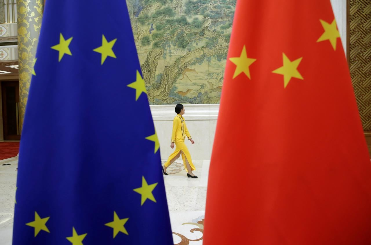 German Bundestag vice president says EU-China cooperation of global significance