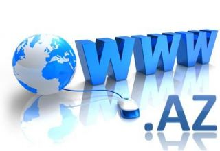 New organizations registered within Azerbaijan's 'gov.az' web domain