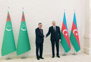 Friendship wins in Caspian - Azerbaijani President announces innovations in energy sector