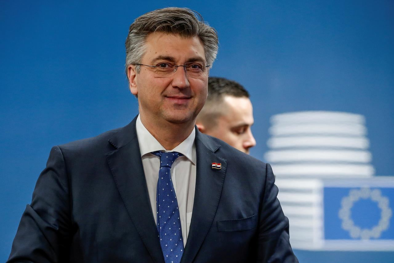 Croatian PM in self-quarantine after wife contracts COVID-19