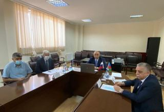 Azerbaijan, Russia discuss issues on sharing water resources (PHOTO)