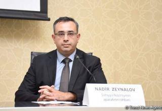 Nadir Zeynalov: Səhiyyə nazirinin səhhətində heç bir problem yoxdur