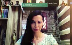 Сабина Зулалова удостоена премии World Humanultural Drive за деятельность в период пандемии (ВИДЕО, ФОТО) - Gallery Thumbnail